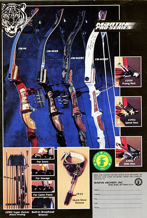 Archery History Ads From The Past