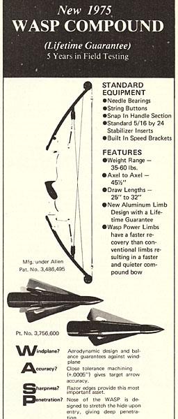 Archery History Ads