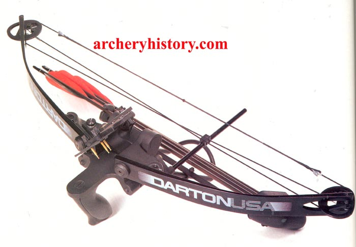 Darton Stinger Archery Business December January 1989