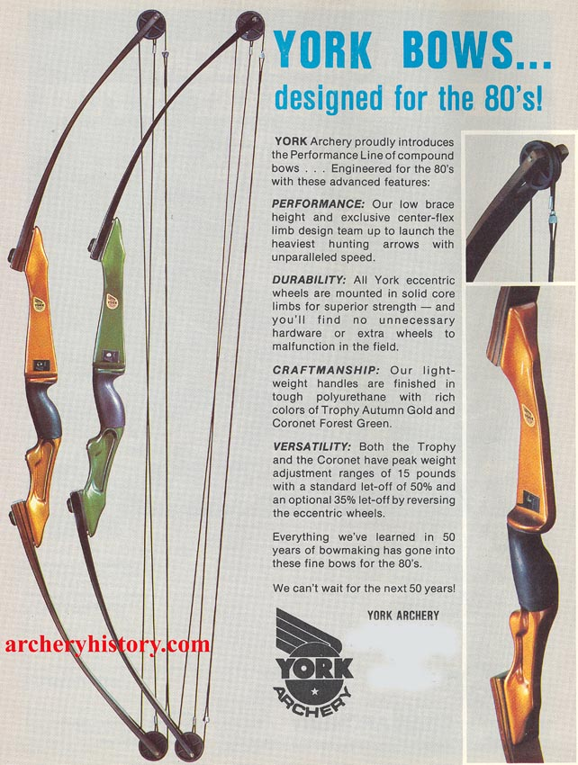 Golden Eagle Archery 1987