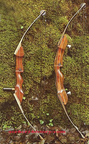 Archery History Recurves